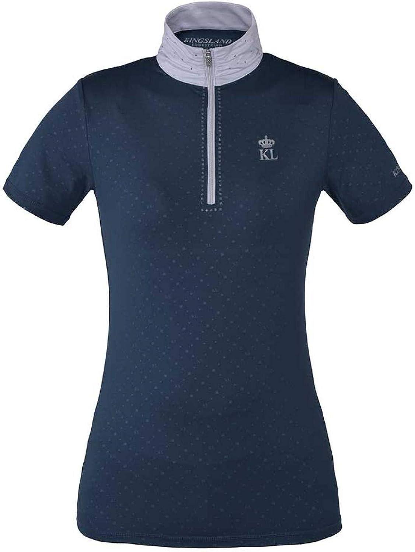 Kingsland Damen Damen Damen Turniershirt KL_BENISSA Show Shirt, TurnierBlause B07Q7WCXNC  Wir haben von unseren Kunden Lob erhalten. c0cff9