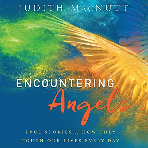 Encountering Angels audiobook cover art