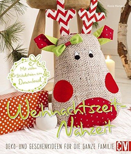Weihnachtszeit-Nähzeit
