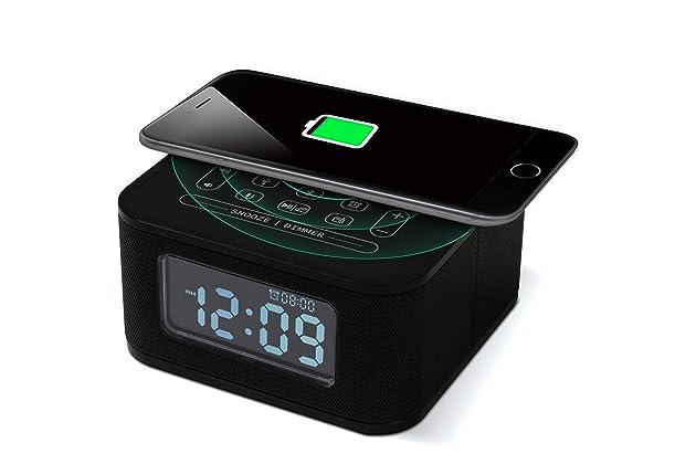 Best alarm clocks for iphone   Amazon com