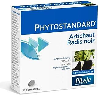 Pileje PhytoPrevent Phytostandard Artichoke and Black Radish 30 Tablets