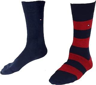 4 paire tommy Hilfiger chaussettes//bas sport 47-49 Black