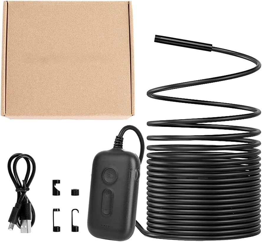 Free shipping New TOTMOX Ranking TOP15 1080P HD Inspection Camera WiFi endoscope Di 3 with times