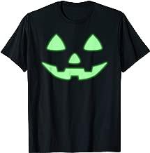 Halloween Jack o Lantern Pumpkin Face Boy Girl Kid Men Women T-Shirt