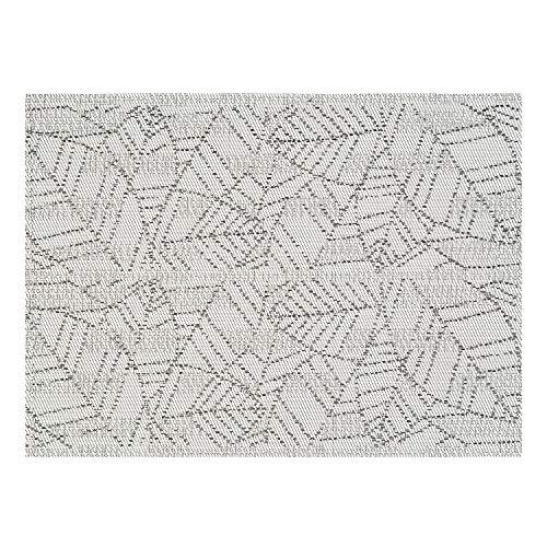 Winkler - Set de table tissé Gena – 33x45 cm – Napperon rectangle – Facile à nettoyer – Style moderne et tendance