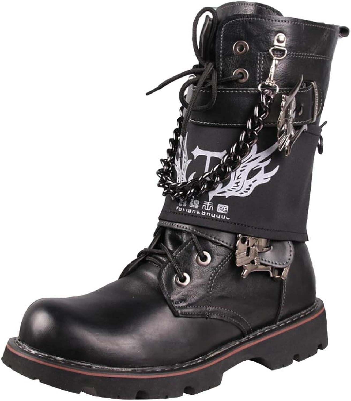 springadhuvud Martin Stövlar Mäns högklassiga skor Brittiska Brittiska Brittiska skor på herrars skor Hår - stylistskor Läderstövlar  billigaste priset