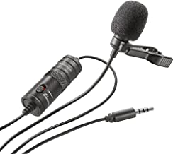 Insignia - Omnidirectional Lapel Microphone