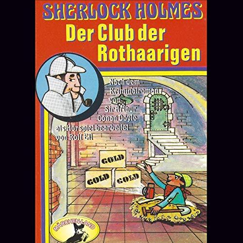 Der Club der Rothaarigen audiobook cover art