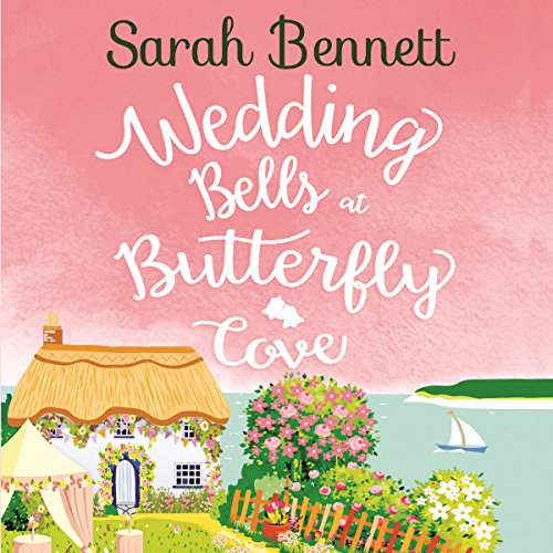 Wedding Bells at Butterfly Cove audiobook cover art