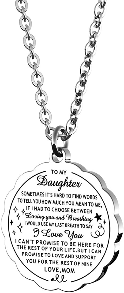 HOFOYA Inspirational Sunflower Pendant Gifts Girl Excellent my Necklace To Milwaukee Mall