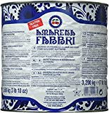Fabbri Amarena Wild Cherries in Syurp Large Can, 7 Pound