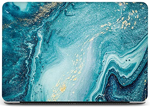 AQYLQ Compatible with MacBook Pro 11 inch/11.6 inch Landscape Pattern Case(2015 2014 2013 2012 Release A1370 A1465),Plastic Hard Shell Protective Case Cover - Creative Wave