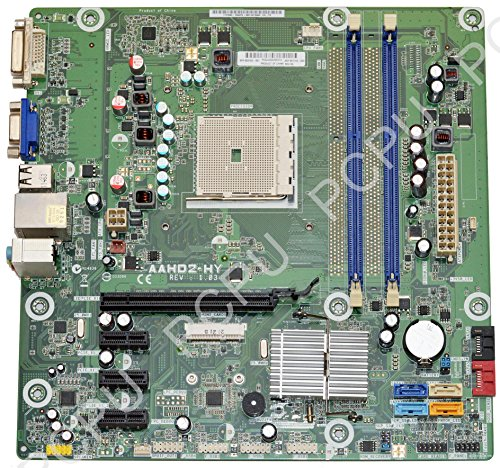 657134-001 HP P6-2000 AMD Desktop Motherboard FM1, 660155-001, 657134-003, Holly, Hudson-D2, AAHD2-HY