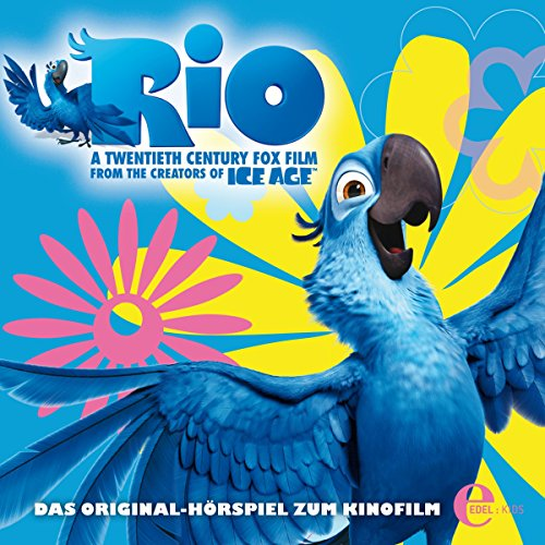 Rio: Das Original-Hörspiel zum Kinofilm Titelbild