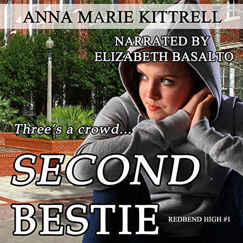 Second Bestie audiobook cover art