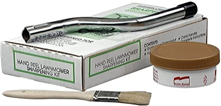 push lawn mower blade sharpening kit