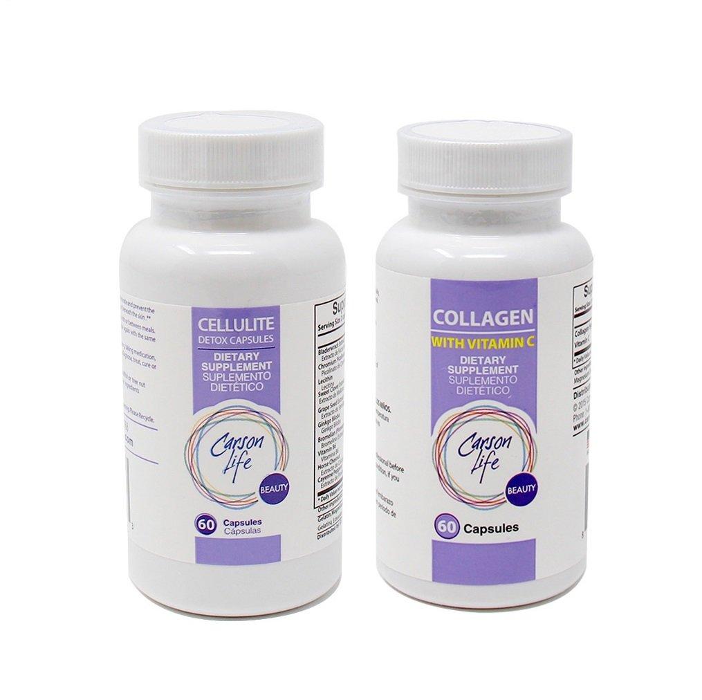 CARSON LIFE Cellulite Collagen Eliminate