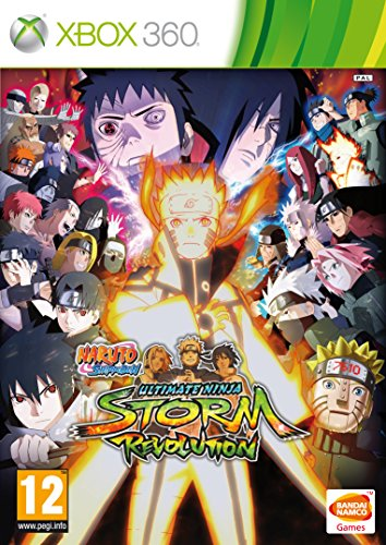 Naruto Shippuden Ultimate Ninja Storm Revolution - Day-one Rivals Edition