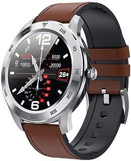 Monitores De Actividad,Pulsómetro Pulsera ,Relojes Inteligentes Bluetooth Con Monitor De Presión Arterial ECG Podómetro Ip68 Impermeable Health Fitness Tracker Reloj De Moda Empresarial Para Android I