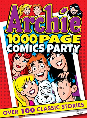 Archie 1000 Page Comics Party (Archie 1000 Page Digests, Band 20)