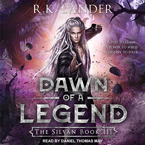 Couverture de Dawn of a Legend