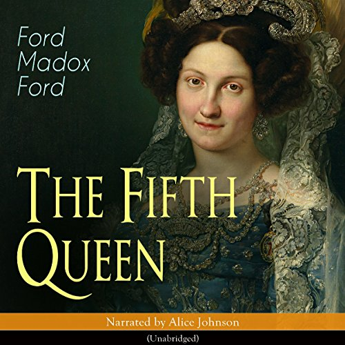 The Fifth Queen audiobook cover art