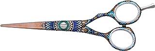 Jaguar Witte lijn Pastel Plus 40 klassieke textuur schaar, 5,5-inch lengte, koraal, 0,03597 kg