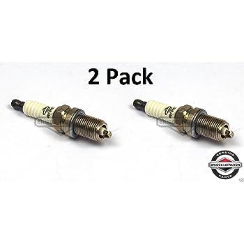 For Kohler OHV 2 RC12YC Spark Plugs Inline Fuel Filter Lawn Mower Parts