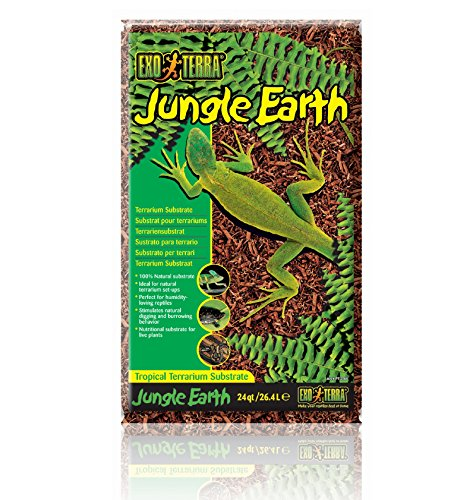 Exo Terra Sustrato Tropical Jungle Earth - 26,4 L