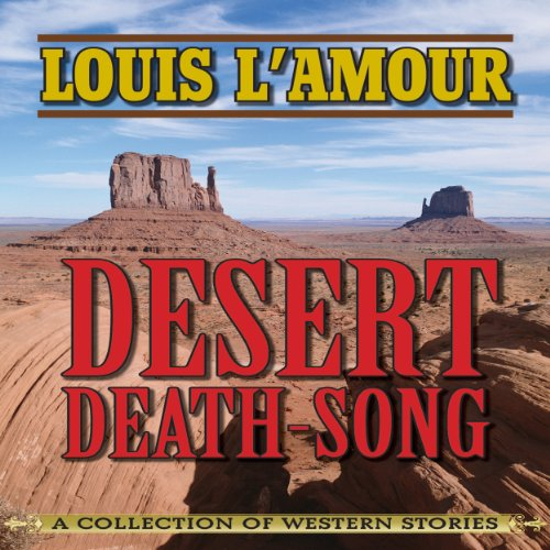 Desert Death-Song audiobook cover art