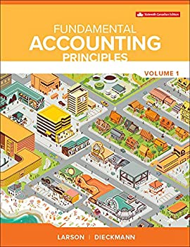 Paperback Fundamental Accounting Principles Vol 1 Book