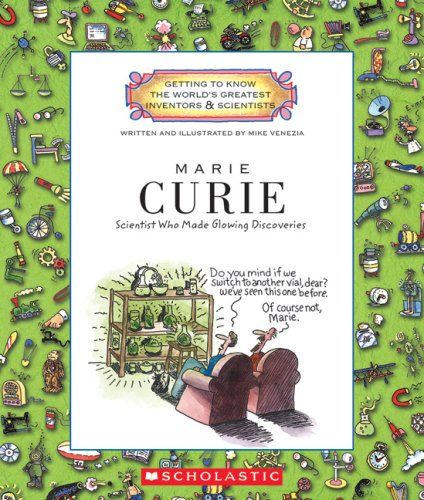 Marie Curie (Getting to Know the World's Greatest Inventors & Scientists) (Library Edition)