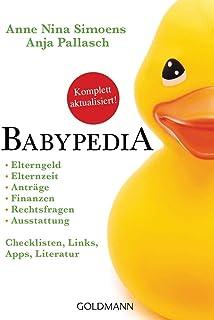 Babypedia: Elterngeld, Elternzeit, Anträge, Finanzen, Recht