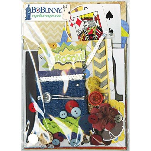Bo Bunny Wild Card Ephemera-