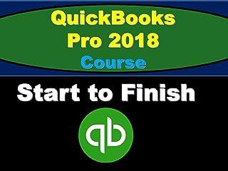 QuickBooks Pro 2018 Course