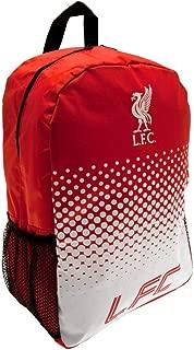Liverpool FC Official Soccer Fade Design Backpack/Rucksack