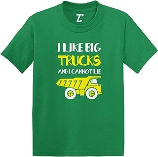 i like big trucks shirt