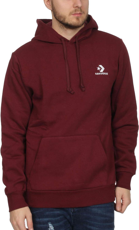 Converse Sweater Herren Star Chevron Embroiderot 10008814 Lila 613