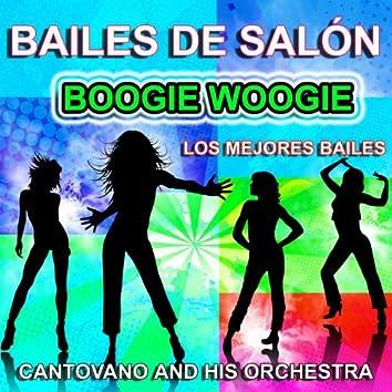 Bailes de Salón : Boogie Woogie (Los Mejores Bailes, Ballroom Dancing)
