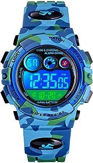 Watch Kids Sports Watch Multi Function Digital Watches...