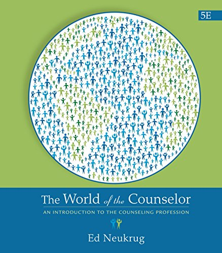 61PDMwFgVRL - The World of the Counselor: An Introduction to the Counseling Profession