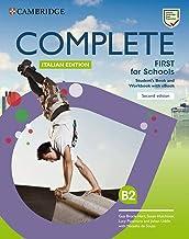 Permalink to Complete First for schools. Student's book/Workbook. Per le Scuole superiori. Con e-book PDF