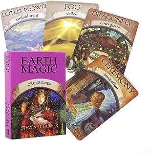 Earth Magic Oracle Cards Card Tarot Card Brady Los Rozrywka Stół Deck Gry Wakacje Rodzinne Party Prezent Gift Cards,type ...