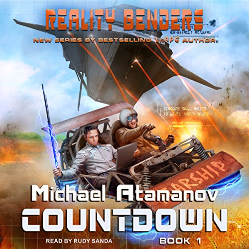 Countdown     Reality Benders Series, Book 1               By:                                                                                                                                 Michael Atamanov,                                                                                        Andrew Schmitt - translator                               Narrated by:                                                                                                                                 Rudy Sanda                      Length: 12 hrs and 29 mins     32 ratings     Overall 4.6