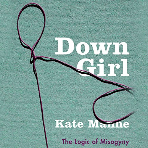 Down Girl audiobook cover art
