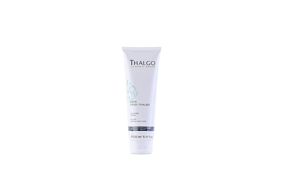 バッフル間欠輪郭タルゴ Soin Frigi-Thalgo Gel For Feather-Light Legs (Salon Product) 250ml/8.45oz並行輸入品