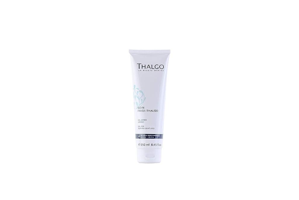 ハグ遊び場遅れタルゴ Soin Frigi-Thalgo Gel For Feather-Light Legs (Salon Product) 250ml/8.45oz並行輸入品
