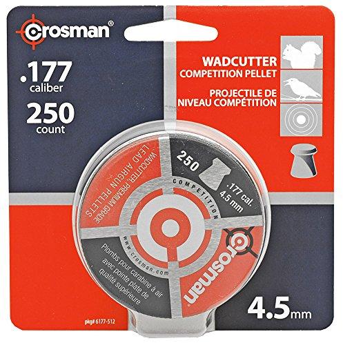Crosman 6177 Pellets 177Cal 250Cnt