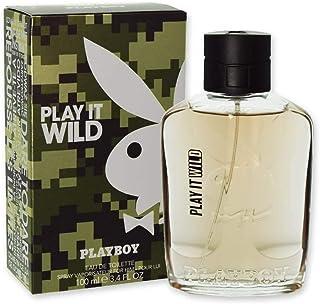 Play It Wild Playboy 3,4 uncji EDT Spray dla mężczyzn