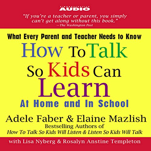 How to Talk So Kids Can Learn cover art